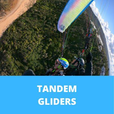 TANDEM WINGS